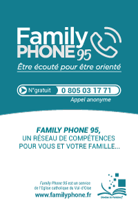 2009family phone95 carte visite